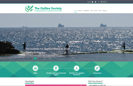 The Galilee Society